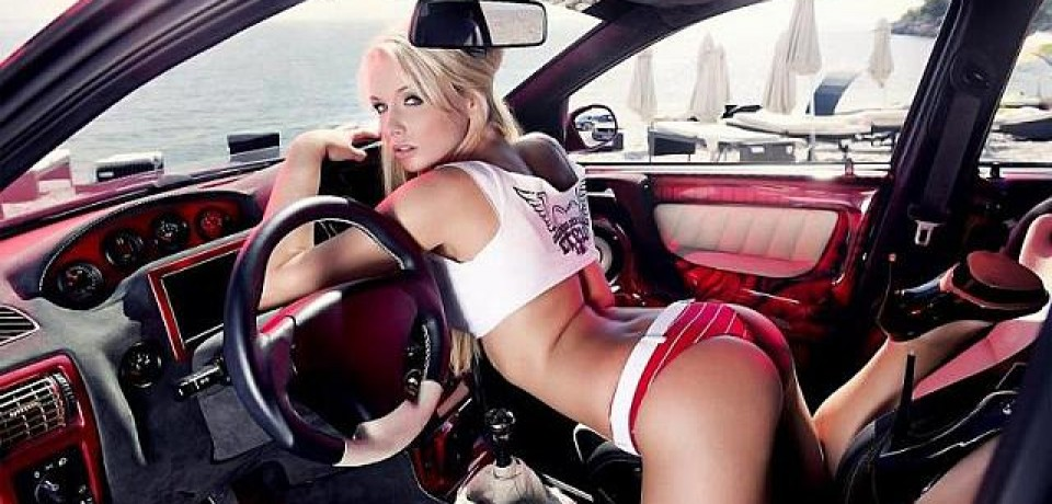 Sexy girls & Cars 3