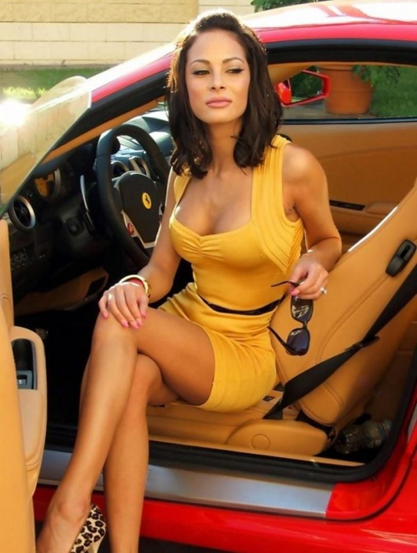 Sexy girls & Cars