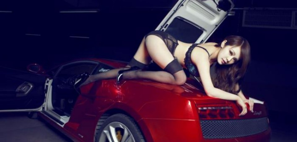 Sexy girls & Cars 6