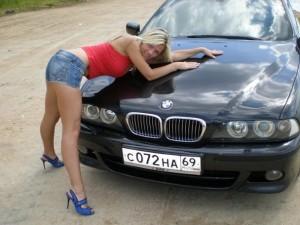 Sexy Girls & BMW