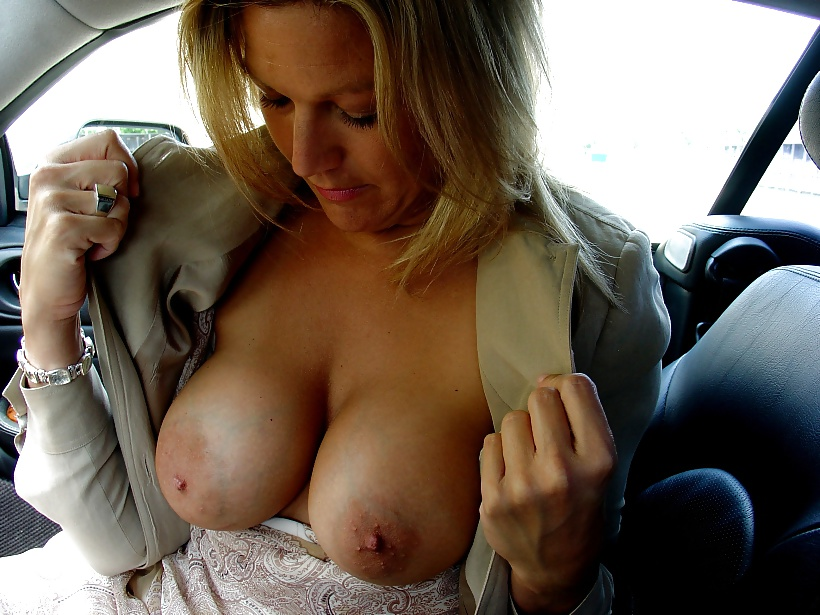Thought differently, Amateur girls flashing boobs