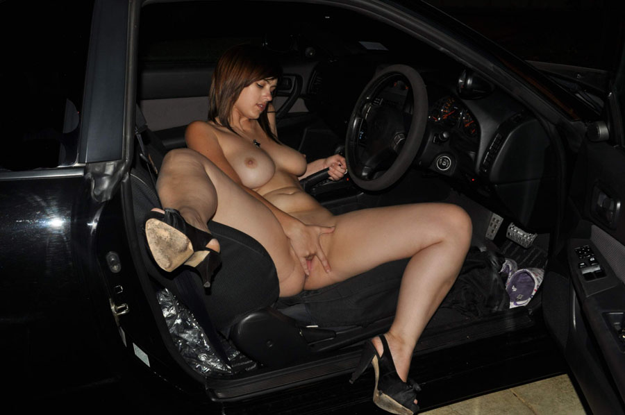 Amateur Girls Sex in Cars