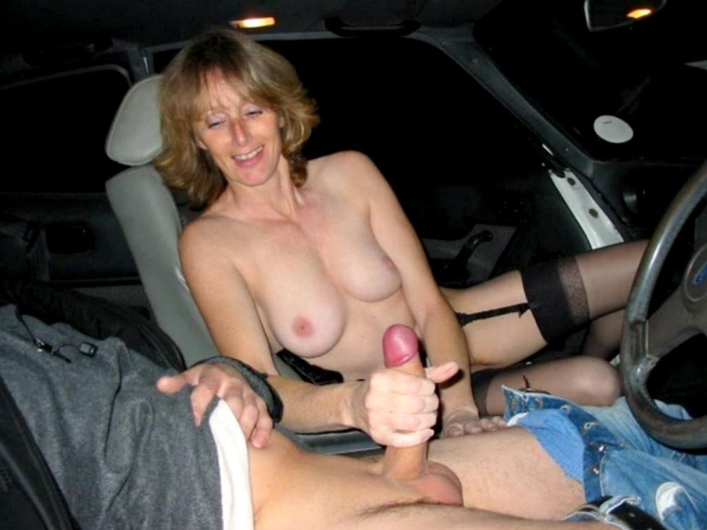 Fake driving school posh freaky redhead with ginger bush 1
