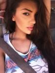 Sexy Girls Car Selfies